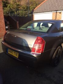 Stunning Chrysler 300c for sale open to offers