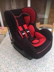 isofix child seat
