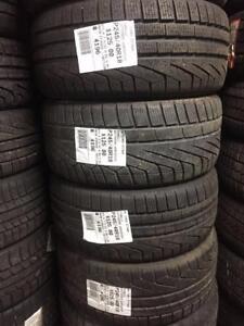 245/40/18 Pirelli Sottozero winterR210 (Winter)
