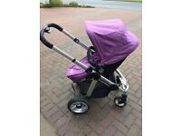 ICandy Apple 2 Pear buggy/double buggy/travel system