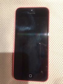 I phone 5C pink excellent condition!