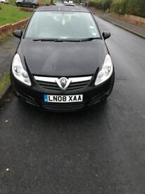Vauxhall corsa full service history for sale