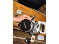 Canon film camera zoom lens