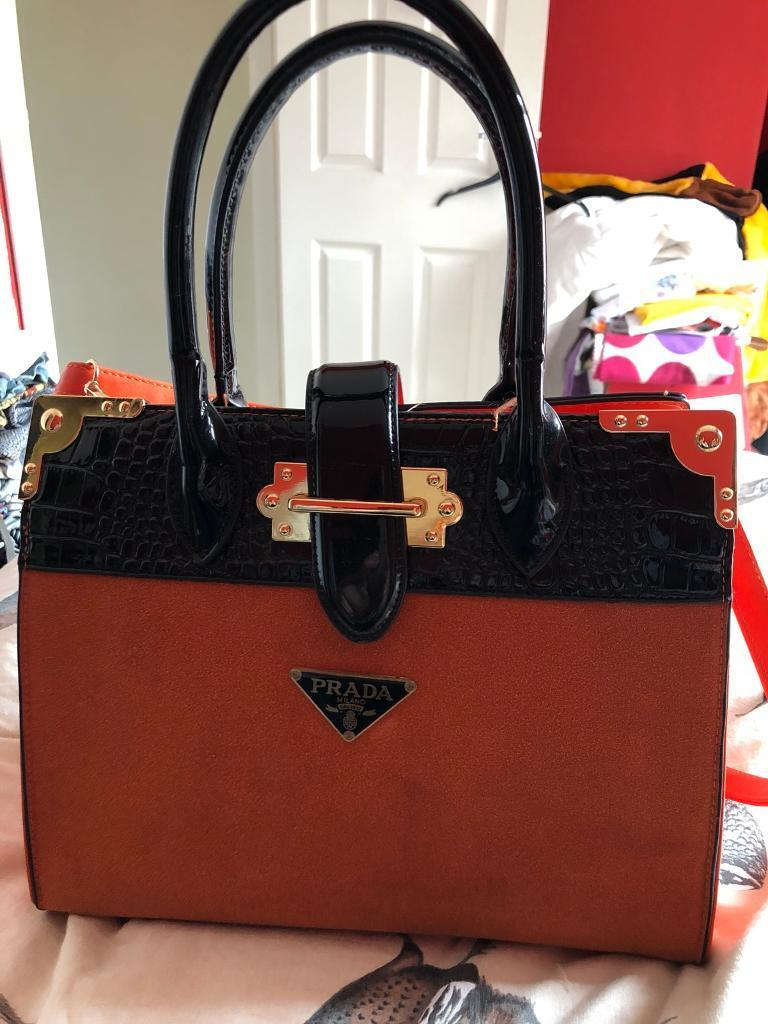 2c893d39c186 discount prada leather handbag 24300 281a7; switzerland prada bag in  wakefield west yorkshire gumtree be5a9 378fb