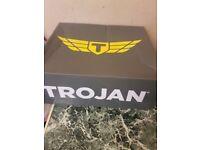 Trojan safty boots size 8
