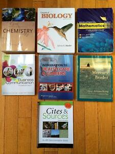 Selling Pre-Health Sciences University Textbooks