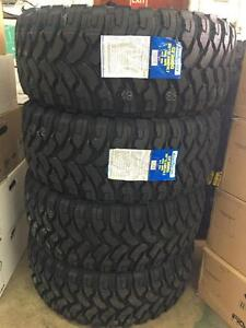 35 12.5 R20  Comforser CF3000 M/T (4 New tires $999 + Tax ) Call 905 673 2828 tires on sale 33125020 33/12.5R20 RAM1500