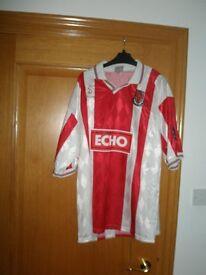 Lincon City 1997/98 Football Shirt