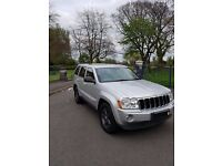 Jeep Grand Cherokee 3.0 CRD V6 Limited Station Wagon 4x4 5dr