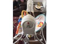 Baby's swing for sale