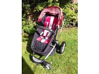 Mothercare MyChoice pram/pushchair