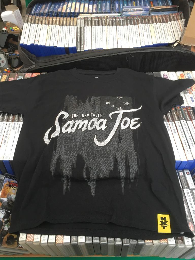 Samoa joe wwe wrestling t-shirt child's