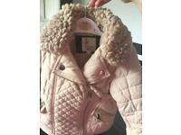 girl river island jacket