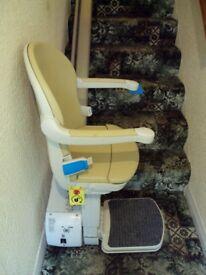 Handicare Stairlift (Minivater 950+)