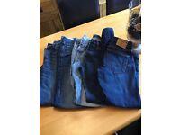 Jeans -men's holister jeans excellent conditio