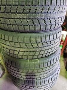 4 winter tires Toyo gsi5 225/55r18 like new tt