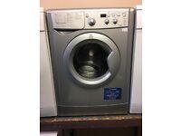 Indesit IWD71250S 7kg 1200 Spin Washing Machine in Silver #3421