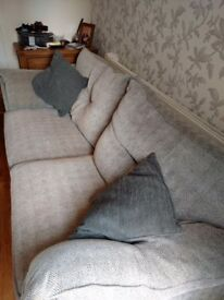 3 Seater Sofa - Grey
