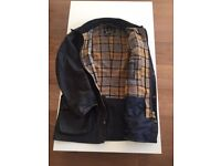 Barbour waterproof jacket coat size XL - Grey. Great condition.