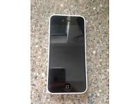iPhone 5c on o2