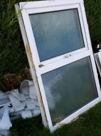 Used double glazed windows