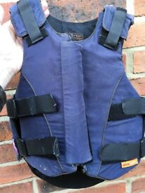 Kids horse riding body protector Airowear level 3