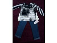 Brand New With Tags Baby Girls 18 - 24 months Outfit