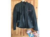Brand new with tags ladies motorcycle jacket