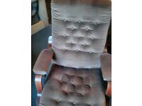 Recliner - relaxing chair