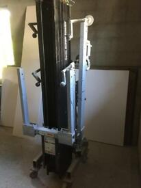 Genie Super Tower material lift Model ST25