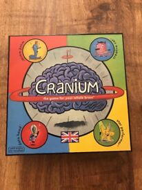 Cranium board game and booster box brand new