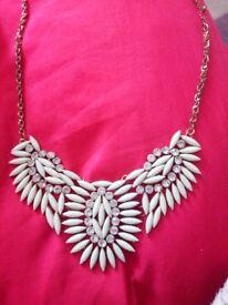 Beautiful Necklce (costume jewelry)
