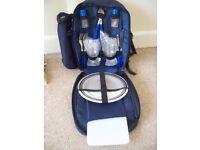 Back pack, picnic set