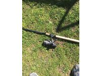 Drennan fishing rod