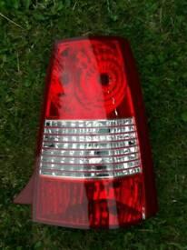 KIA PICANTO MK1 BA 2006 Driver Side Rear Brake Tail Light