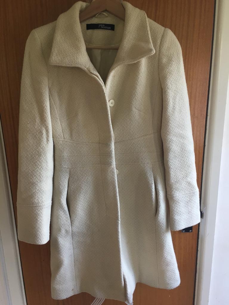 Jane Norman woollen coat 8