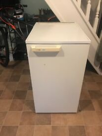 Under counter fridge with small ice box