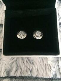 Pandora stud ear-rings