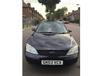 Ford Mondeo Graphite 2.0L Diesel 2003 Model