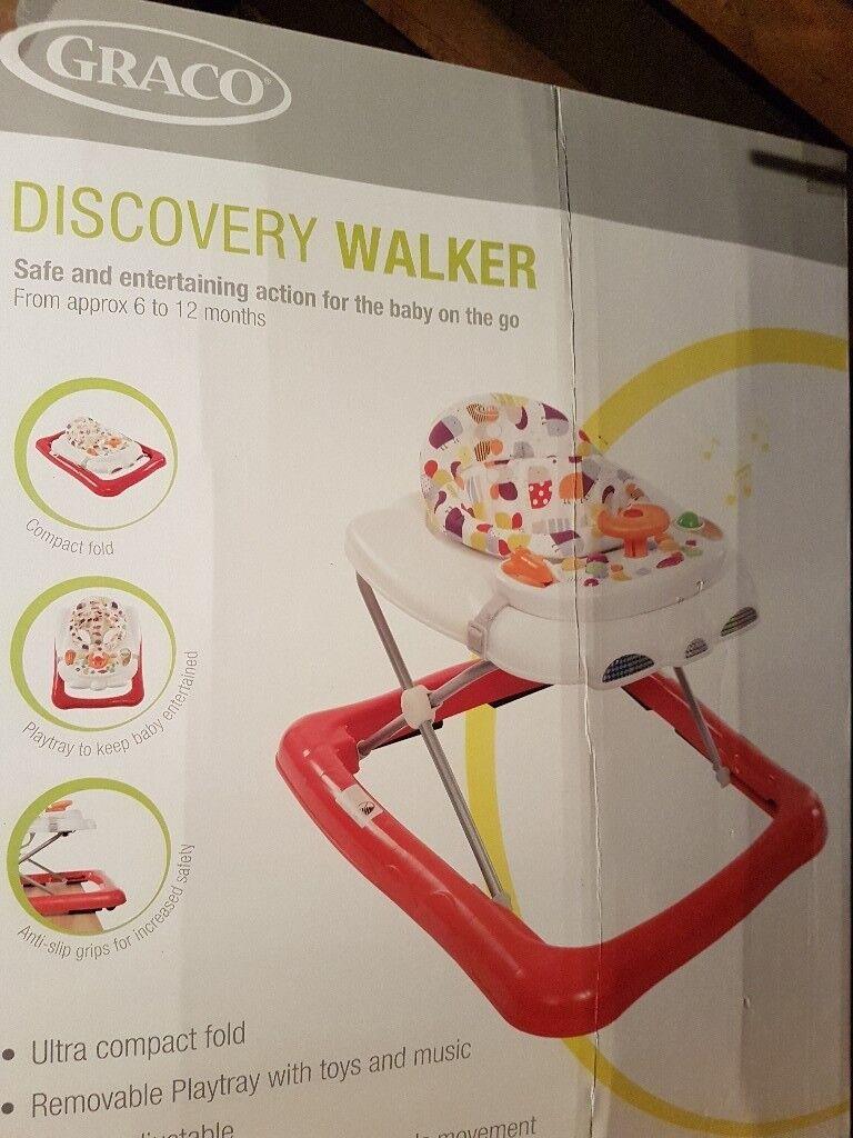 Graco walker