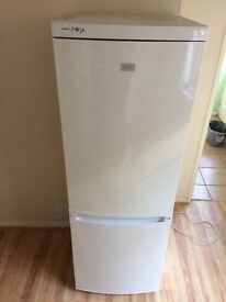 An immaculate Zanussi Fridge/Freezer - ZRB632FW In full working order - no bits missing