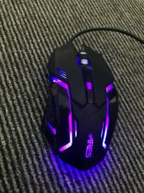 RGB LED Gaming Mouse