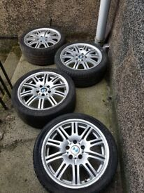 Bmw tires and multi fit tires