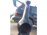 Chimnea large cast iron