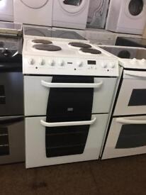 HOTPOINT CREDA 60cm ELECTRIC COOKER WITH GUARANTEE🇬🇧⭐️£110⭐️🇬🇧