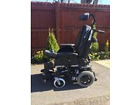 Invacare Spectra Xtr2 Powered Wheelchair (with powered seat height)