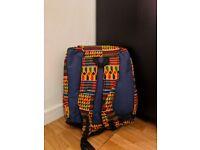 Large Kente Backpack (unisex)