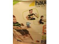 Hauck high chair suitable from 6months and up to 90kg £40 ono