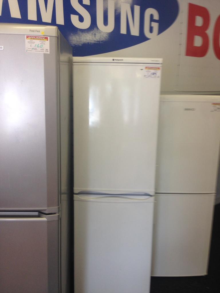 Hotpoint Fridge Freezer (4976)