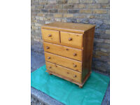 Chest of Drawers... 5 DRAWERS #FREE LOCAL DELIVERY#